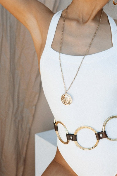 Sol Luna Necklace