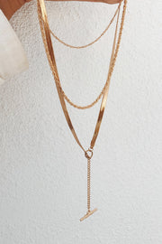Stacked Elli Necklace