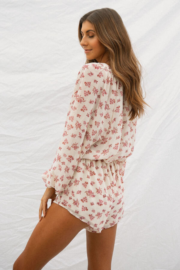 Elsa Playsuit - Holly