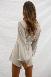 SAMPLE-Pennie Knit Playsuit
