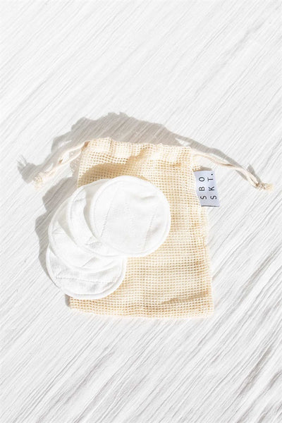 Eco Cotton Face Pads