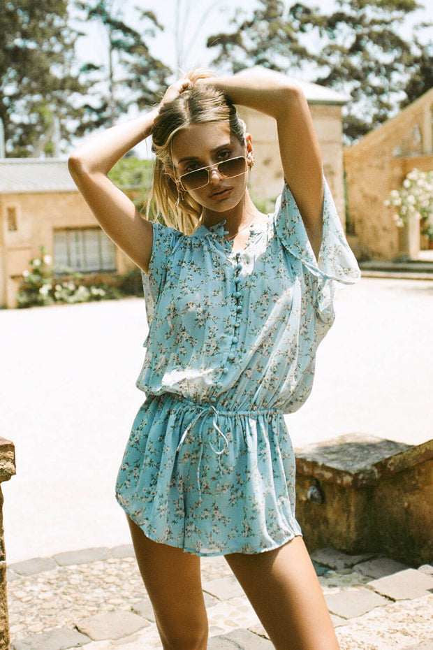 Elsa Playsuit - Spring