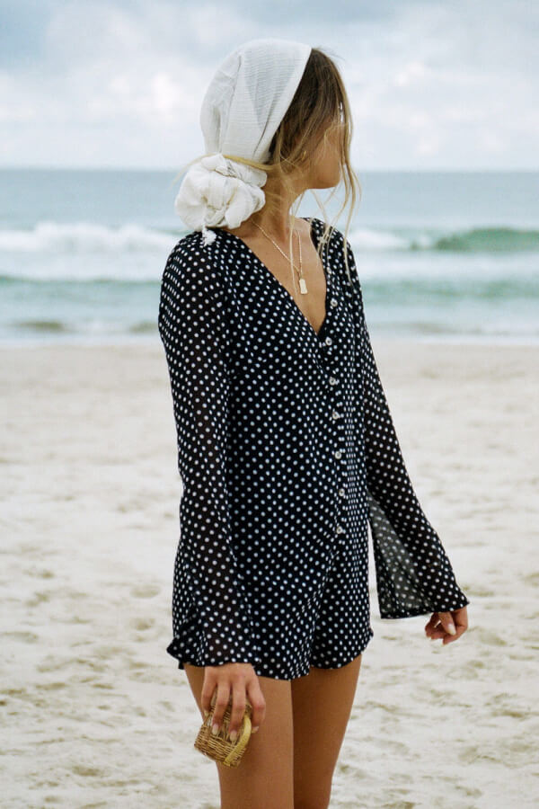 Grecia Playsuit