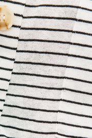 SAMPLE-Milena Playsuit - Stripe
