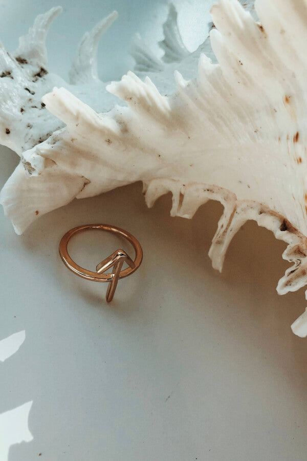 Bow And Arrow Ring