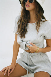 Alchemy Top - Grey