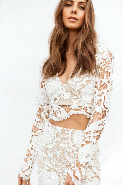 Lace Maia Top