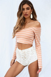 Luciana Top - Clay