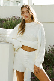 Noelle Knit Sweater - Dew