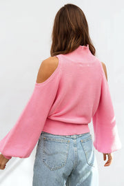 Rose Knit Top