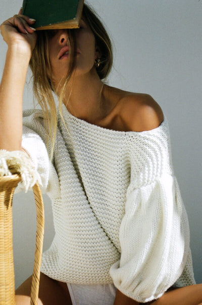 Zephyr Knit Top