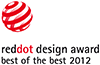 Rocket & Wink erhalten Red Dot Design Award «Best of the Best 2012» für Whatever Magazin