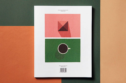 A New Type of Imprint Magazine Volume 2 - Bestellen bei LOREM (not Ipsum) - Bern (Schweiz)