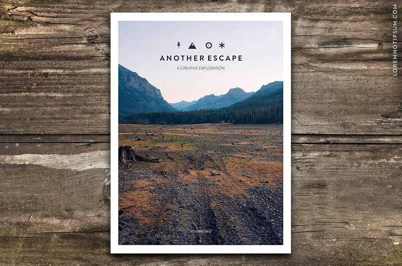 Another Escape Volume 2 - Bestellen bei LOREM (not Ipsum) - Bern (Schweiz)