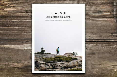 Another Escape Volume 5 - Bestellen bei LOREM (not Ipsum) - Bern (Schweiz)