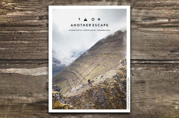 Another Escape Volume 8 – Bestellen bei LOREM (not Ipsum) in Zürich (Schweiz)