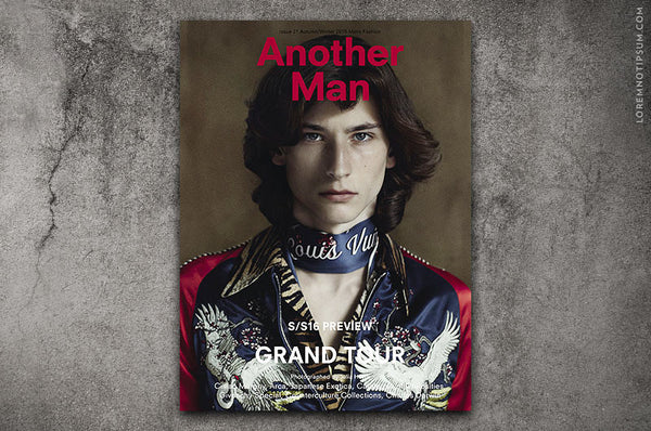 Another Man Magazine Issue 21 – Bestellen bei LOREM (not Ipsum) in Zürich (Schweiz)