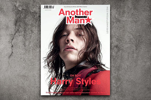 Another Man Issue 23 (AW16) – Bestellen bei LOREM (not Ipsum) in Zürich (Schweiz)