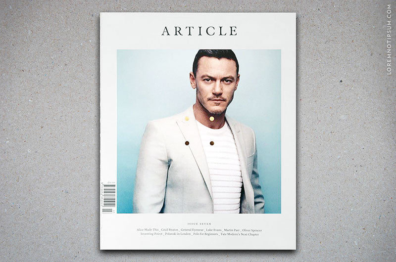 Article Magazine Issue 7 – Bestellen bei LOREM (not Ipsum) in Zürich (Schweiz)