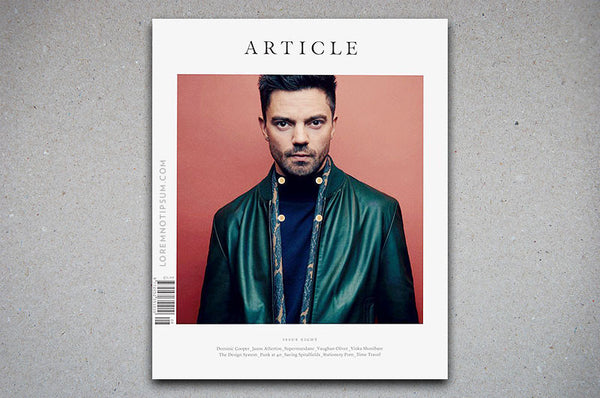 Article Magazine Issue 8 – Bestellen bei LOREM (not Ipsum) in Zürich (Schweiz)