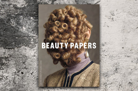 Beauty Papers Issue 3 – Bestellen bei LOREM (not Ipsum) in Zürich (Schweiz)