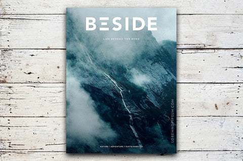 BESIDE Magazine Issue 1 – Bestellen bei LOREM (not Ipsum) in Zürich (Schweiz)