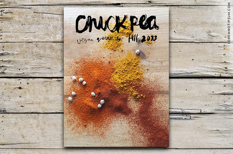 Chickpea Magazine Issue 9 (Fall 2013) - Bestellen bei LOREM (not Ipsum) - Bern (Schweiz)