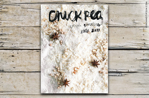 Chickpea Magazine – Issue 10 (Winter 2013)