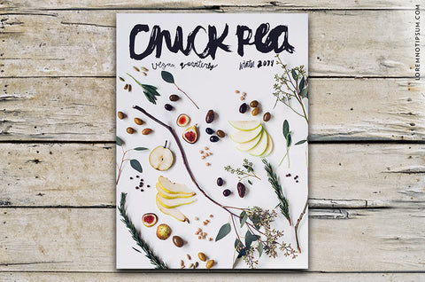 Chickpea Magazine Issue 14 (Winter 2014) - Bestellen bei LOREM (not Ipsum) - Bern (Schweiz)