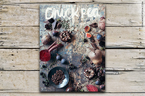 Chickpea Magazine Issue 17 (Fall 2015) - Bestellen bei LOREM (not Ipsum) in Zürich (Schweiz)
