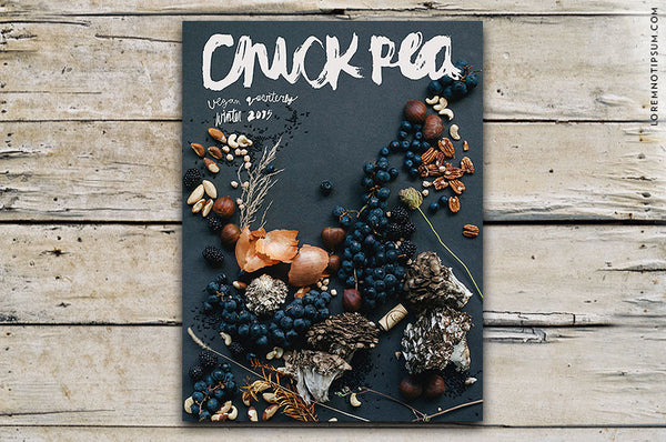 Chickpea Magazine Issue 18 (Winter 2015) - Bestellen bei LOREM (not Ipsum) in Zürich (Schweiz)