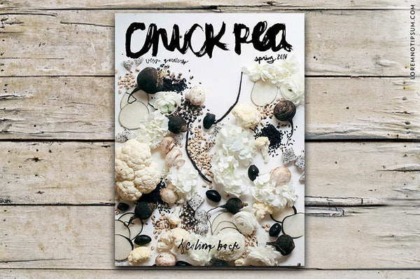 Chickpea Magazine Issue 19 – Bestellen bei LOREM (not Ipsum) in Zürich (Schweiz)