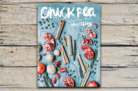 Chickpea Magazine Issue 22 (Winter 2016) – Bestellen bei LOREM (not Ipsum) in Zürich (Schweiz)