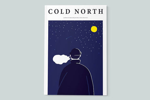 Cold North Magazine Issue 1 - Bestellen bei LOREM (not Ipsum) - Bern (Schweiz)