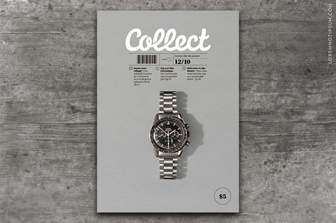 Collect Magazine – Issue 1