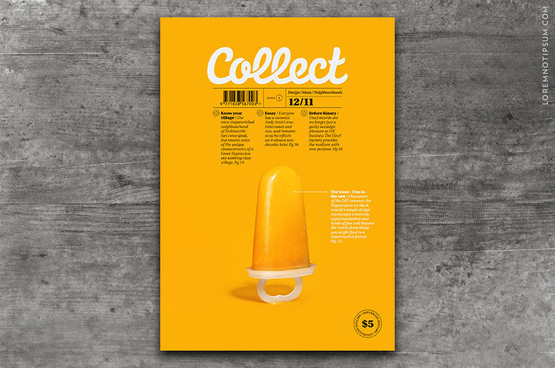 Collect Magazine – Issue 6