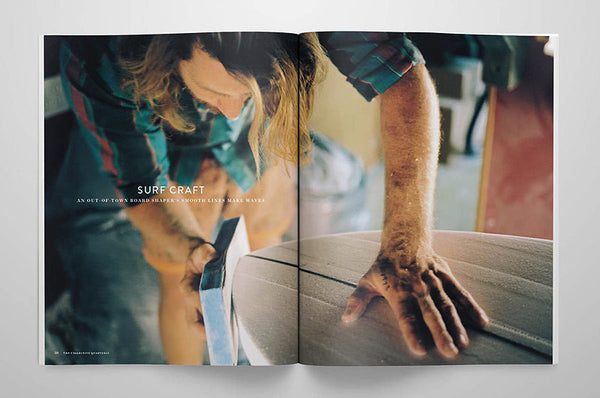 The Collective Quarterly Issue 3 (Topa Topa) - Bestellen bei LOREM (not Ipsum) - Bern (Schweiz)