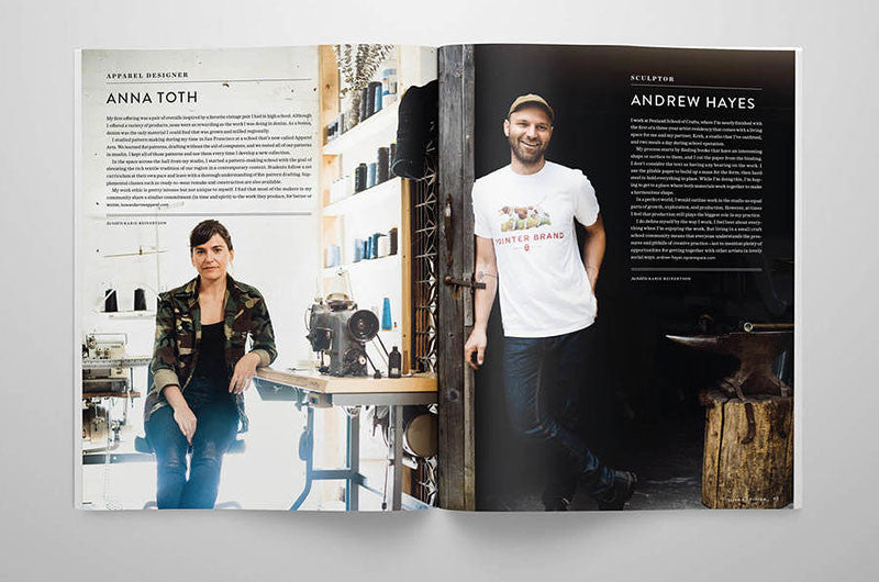 The Collective Quarterly Issue 4 (Pisgah) – Bestellen bei LOREM (not Ipsum) in Zürich (Schweiz) – loremnotipsum.com