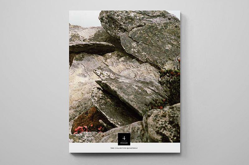 The Collective Quarterly Issue 4 (Pisgah) – Bestellen bei LOREM (not Ipsum) in Zürich (Schweiz)