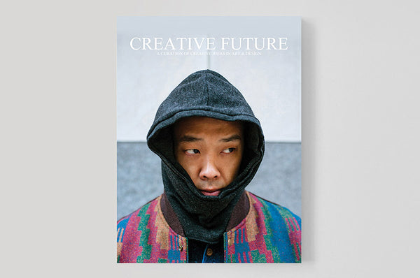 Creative Future Magazine Issue 4 - Bestellen bei LOREM (not Ipsum) - Bern (Schweiz)