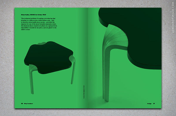 Dirty Furniture Magazine Issue 2 – Bestellen bei LOREM (not Ipsum) in Zürich (Schweiz)