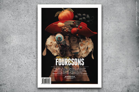 Four and Sons Magazine Issue 2 - Bestellen bei LOREM (not Ipsum) - Bern (Schweiz)
