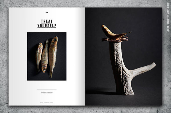 Four&Sons Magazine Issue 5 – Bestellen bei LOREM (not Ipsum) in Zürich (Schweiz)