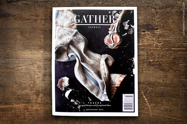 Gather Journal Issue 2 - Bestellen bei LOREM (not Ipsum) - Bern (Schweiz)