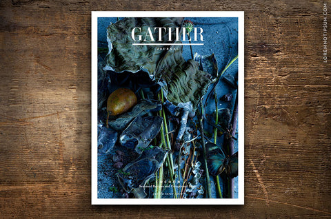 Gather Journal Issue 4 - Bestellen bei LOREM (not Ipsum) - Bern (Schweiz)