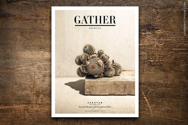 Gather Journal Issue 5 - Bestellen bei LOREM (not Ipsum) - Bern (Schweiz)