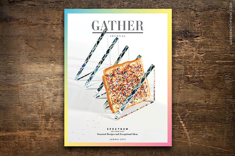 Gather Journal Issue 7 - Bestellen bei LOREM (not Ipsum) - Bern (Schweiz) – loremnotipsum.com