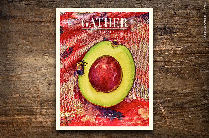 Gather Journal Issue 9 (The 1970s) – Bestellen bei LOREM (not Ipsum) in Zürich (Schweiz)