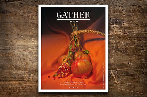 Gather Journal No. 10 (Winter 2016) – Bestellen bei LOREM (not Ipsum) in Zürich (Schweiz)
