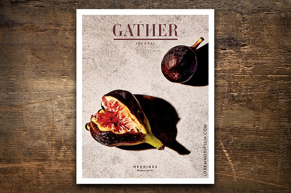Gather Journal No. 11 (The Heroines Issue) – Bestellen bei LOREM (not Ipsum) in Zürich (Schweiz)